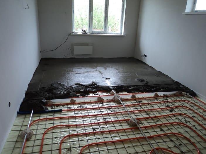 Электрические теплые полы под плитку: плюсы и минусы