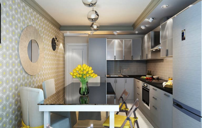 Дизайн кухни - фото реальных интерьеров