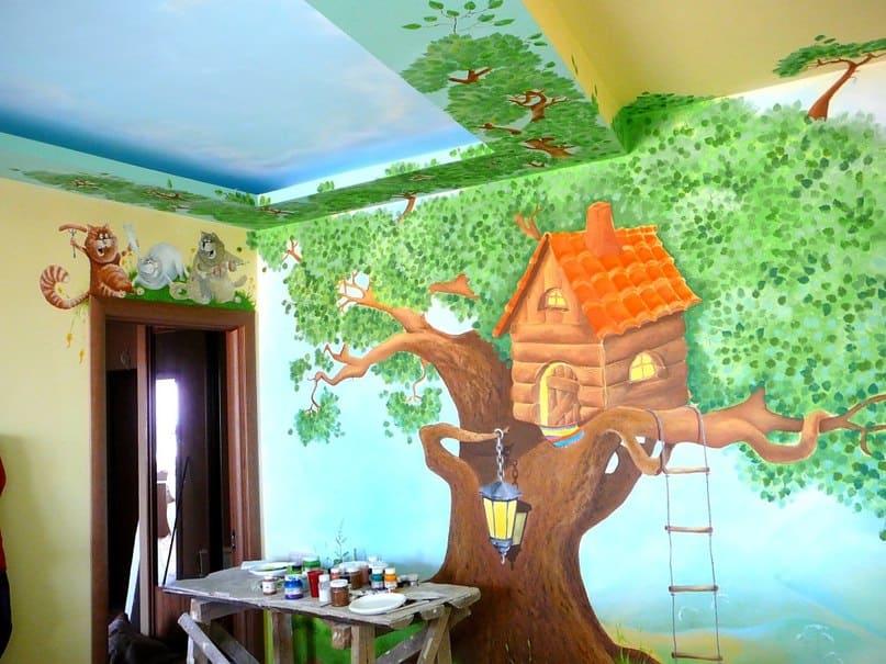 Как выбрать акриловую краску для дерева?