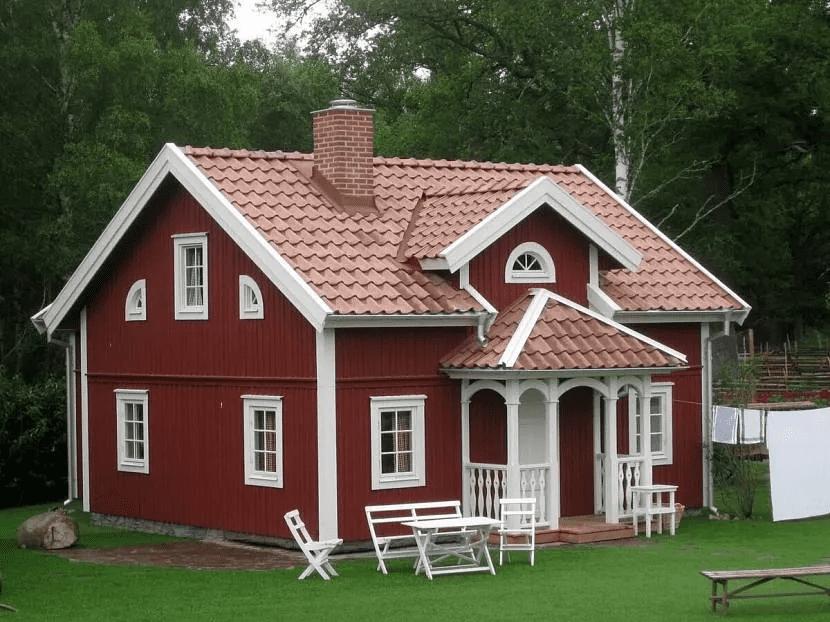 Красивые дома: архитектура и дизайн в деталях