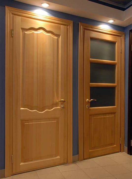 Межкомнатные двери - какие бывают и как правильно выбрать из всего многообразия 05