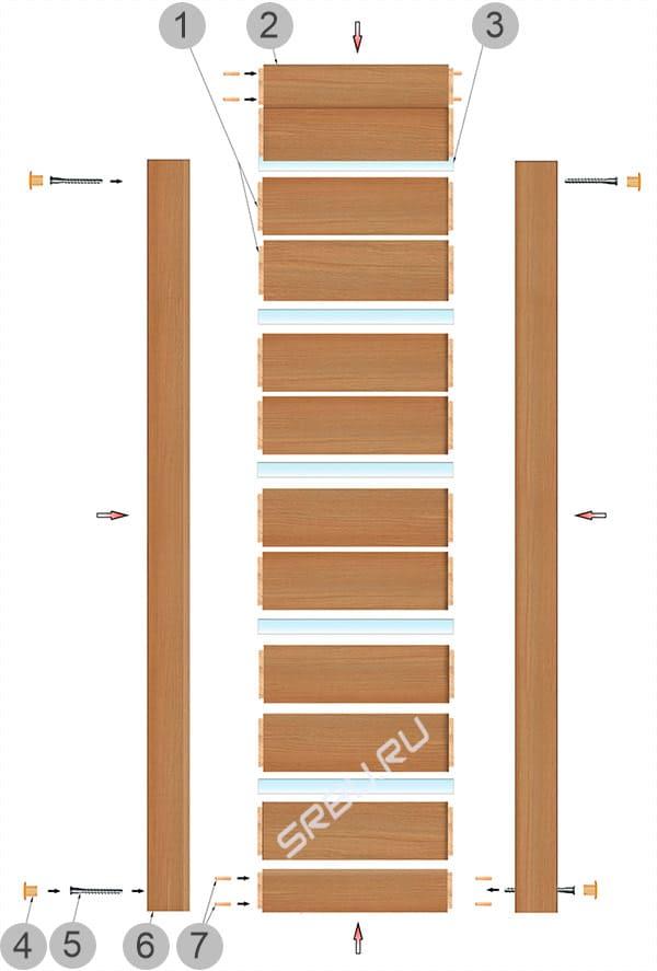 Межкомнатные двери - какие бывают и как правильно выбрать из всего многообразия 08
