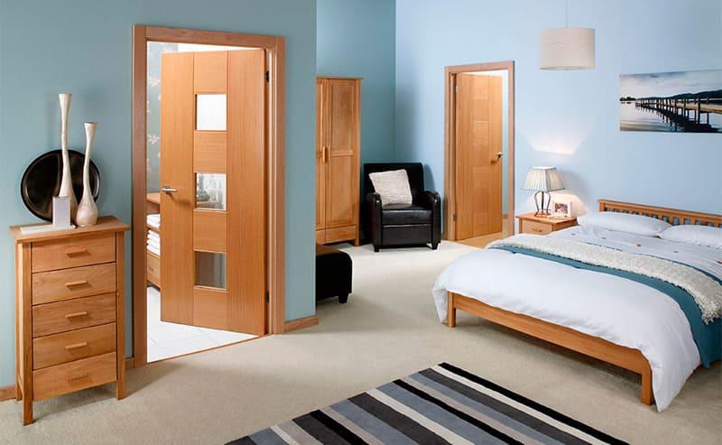 Межкомнатные двери - какие бывают и как правильно выбрать из всего многообразия 21