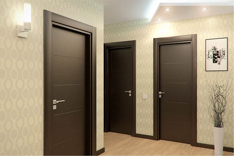 Межкомнатные двери - какие бывают и как правильно выбрать из всего многообразия 42