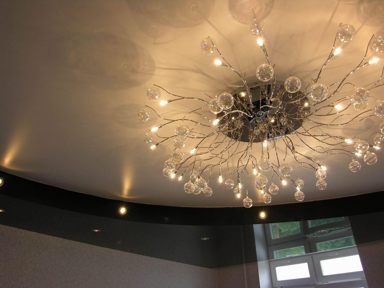 Натяжные потолки - разновидности, фото, цены, особенности 10