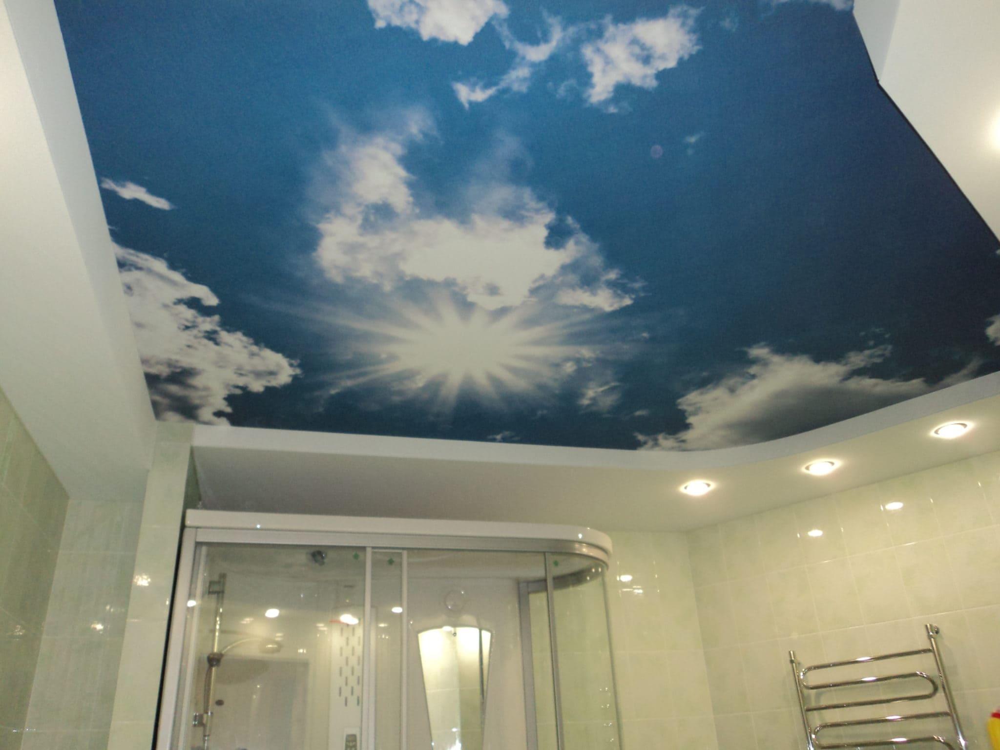 Натяжные потолки - разновидности, фото, цены, особенности 24