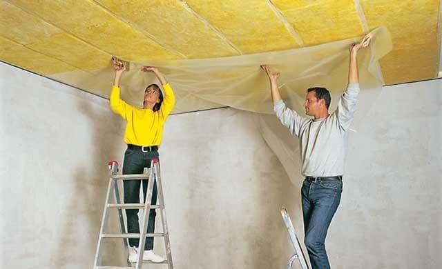 Натяжные потолки - разновидности, фото, цены, особенности 76