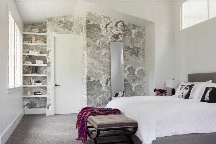 Обои для стен — фото современных новинок и красивого дизайна обоев в интерьере