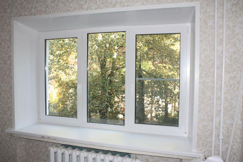Пластиковые окна - как выбрать 020