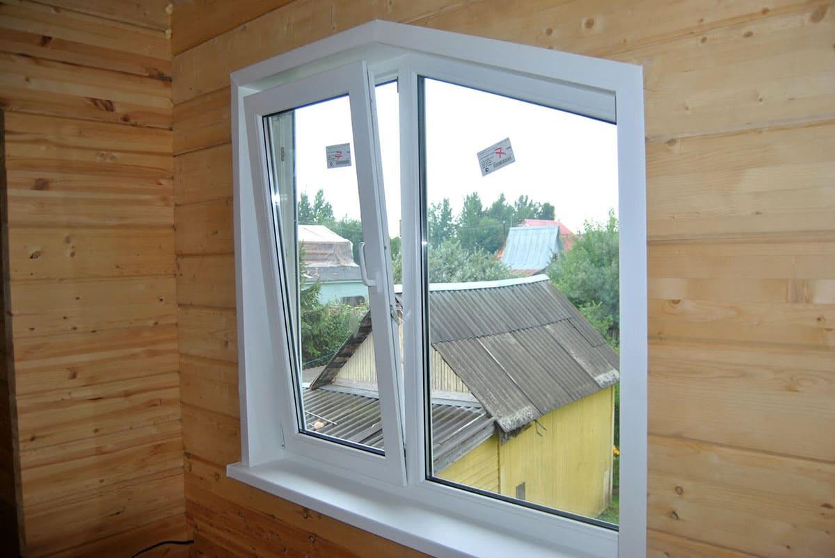 Пластиковые окна - как выбрать 088