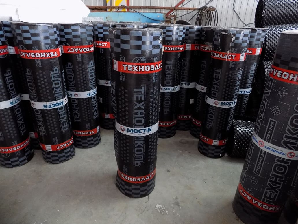 Технониколь - какие материалы и системы выпускает, где они применяются 030