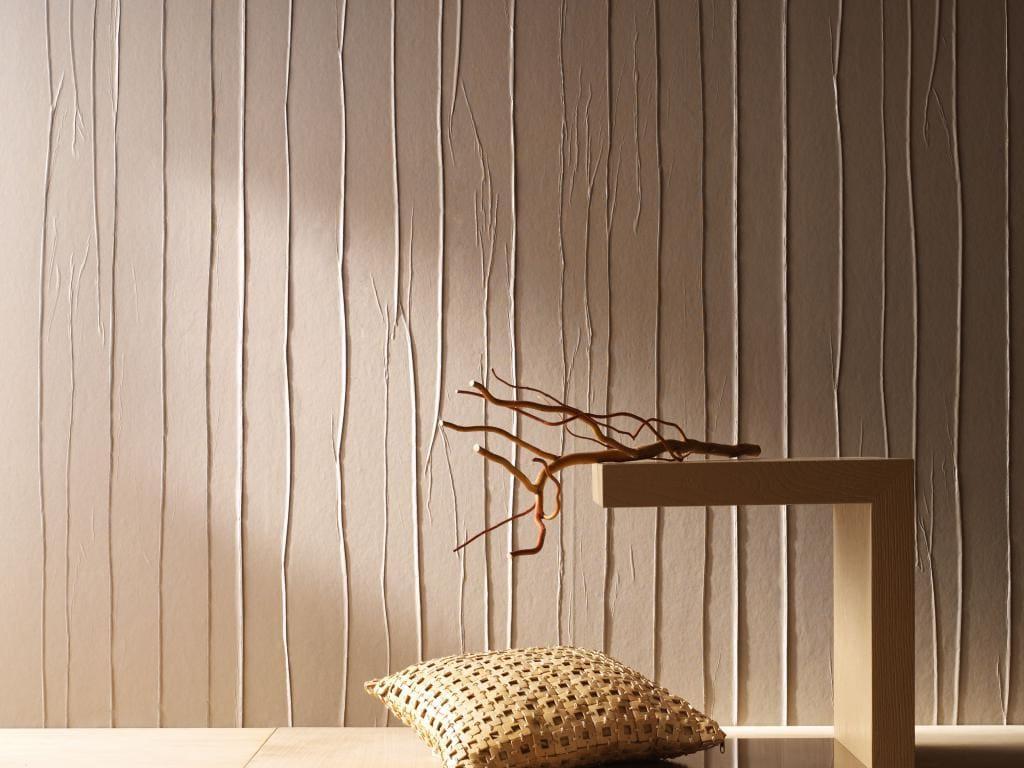 Варианты интерьера в прихожей - камень, ламинат, плитка, фреска 032