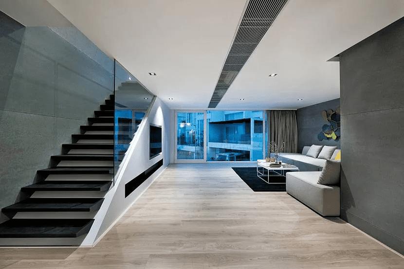 Дом хай-тек - технические и стилистические особенности 020