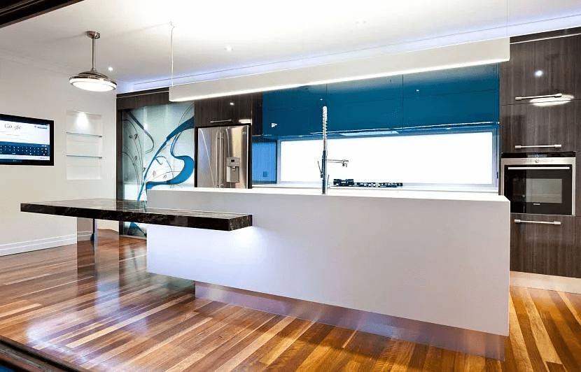 Дом хай-тек - технические и стилистические особенности 030