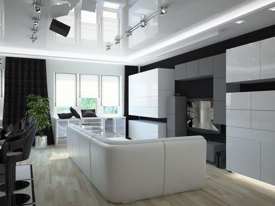 Хай-тек — наивысшие удобства а также функциональность современного жилья 01
