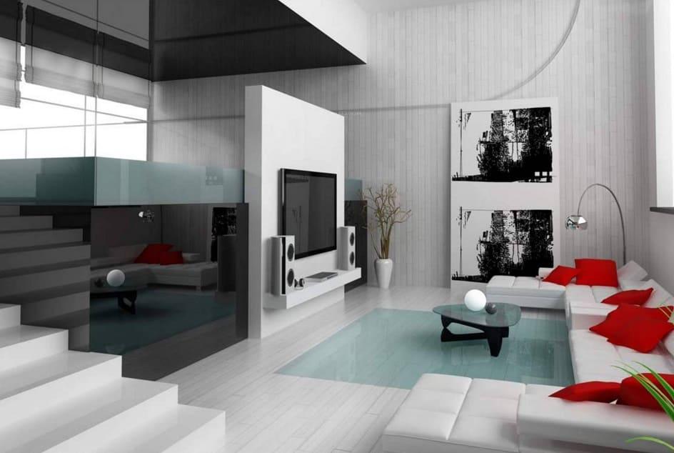 Хай-тек — наивысшие удобства а также функциональность современного жилья 03