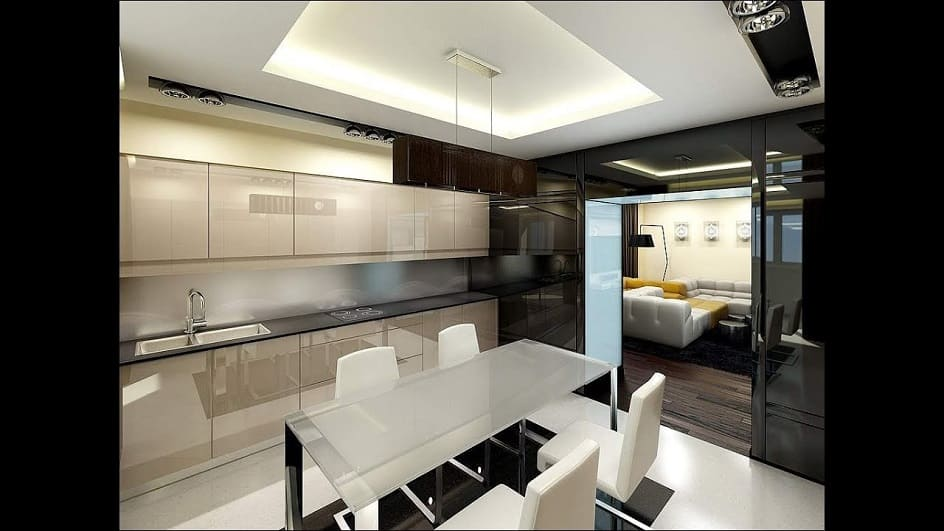 Хай-тек — наивысшие удобства а также функциональность современного жилья 04