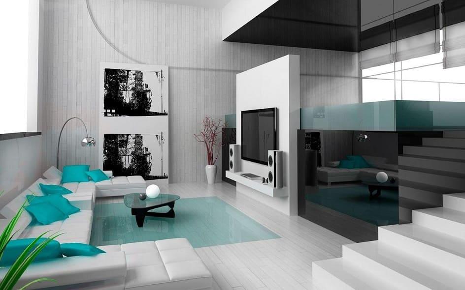 Хай-тек — наивысшие удобства а также функциональность современного жилья 05