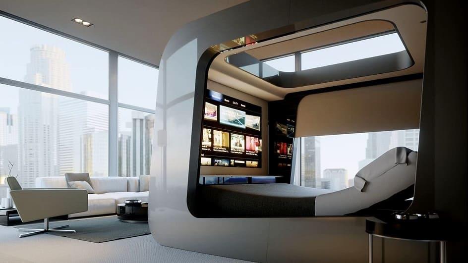 Хай-тек — наивысшие удобства а также функциональность современного жилья 06