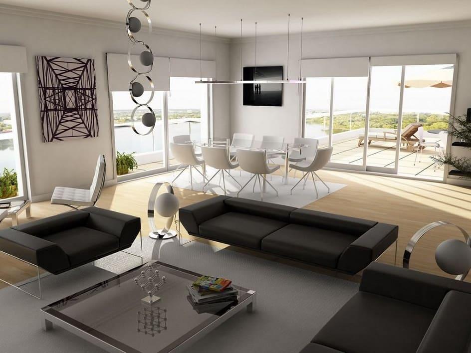 Хай-тек — наивысшие удобства а также функциональность современного жилья 08