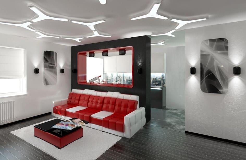 Хай-тек — наивысшие удобства а также функциональность современного жилья 10