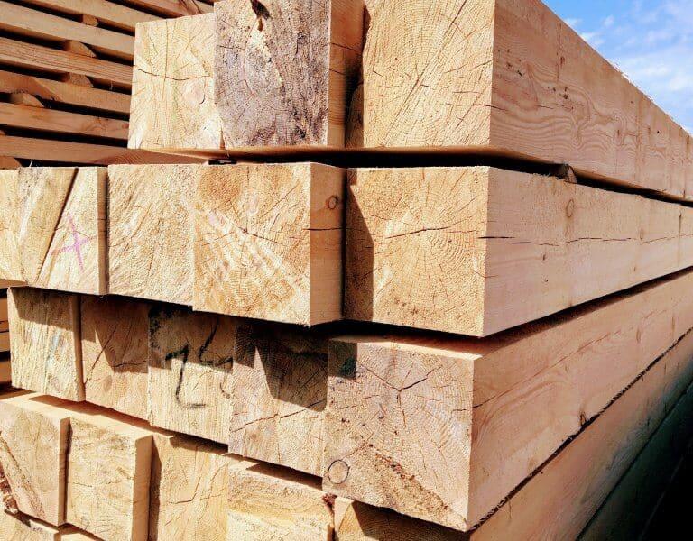Деревянные дома из бруса - виды, плюсы и минусы 03