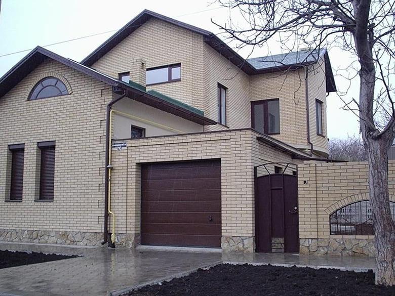 Фото красивых домов и коттеджей в России 022