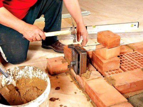 Как сделать камин своими руками - пошаговая инструкция 28