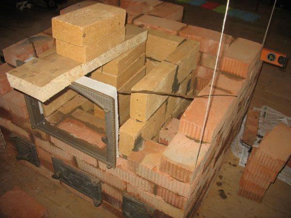 Как сделать камин своими руками - пошаговая инструкция 31