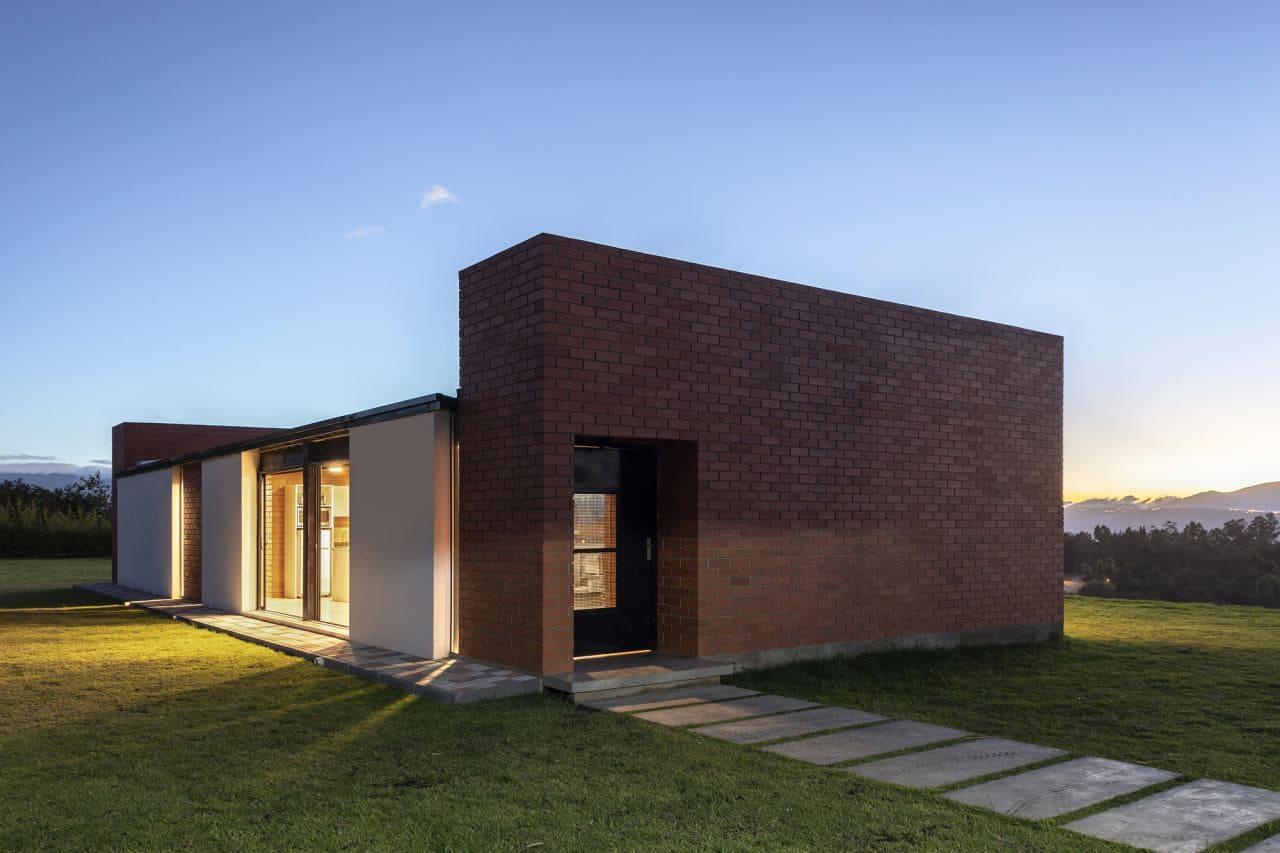 Красивые дома - фото лучших проектов 004