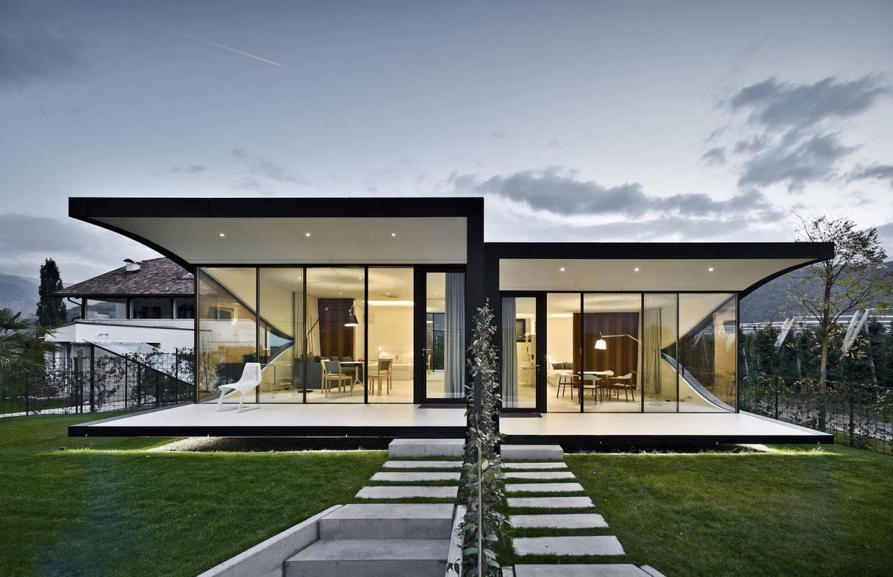 Красивые дома - фото лучших проектов 007