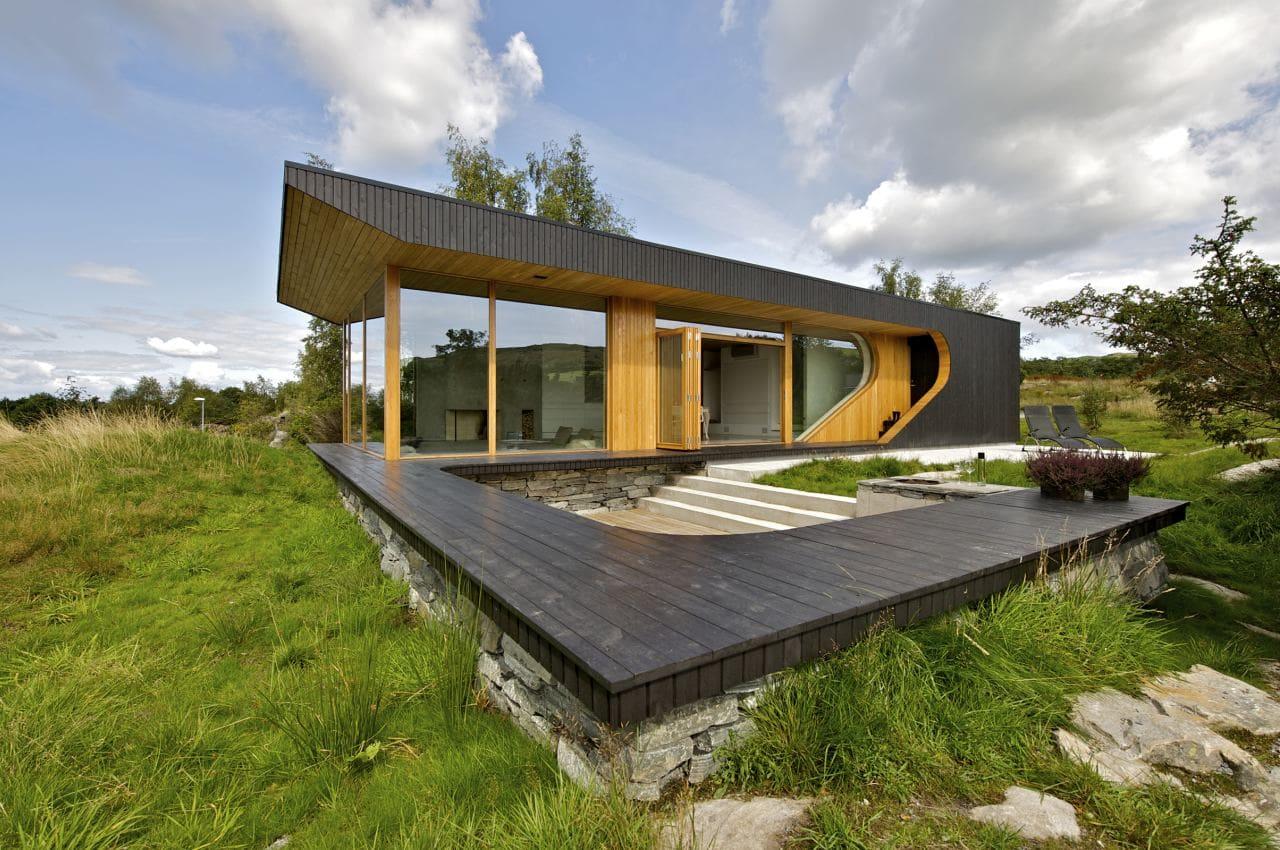 Красивые дома - фото лучших проектов 008