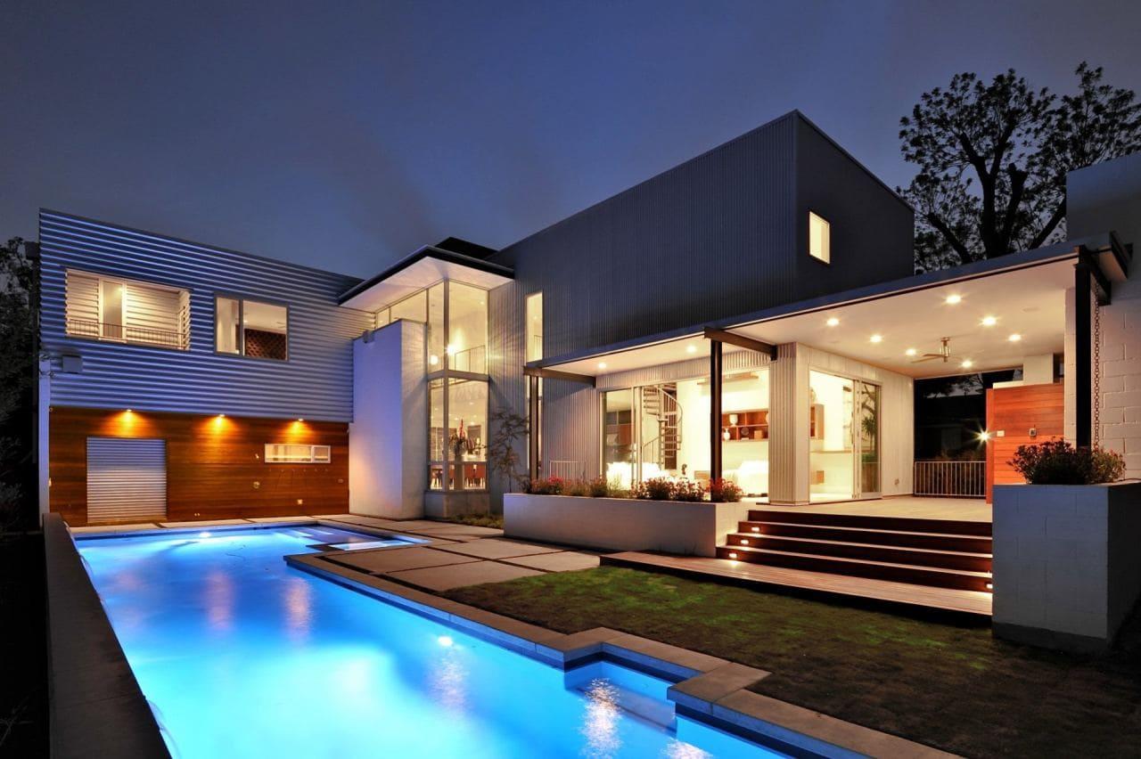 Красивые дома - фото лучших проектов 012