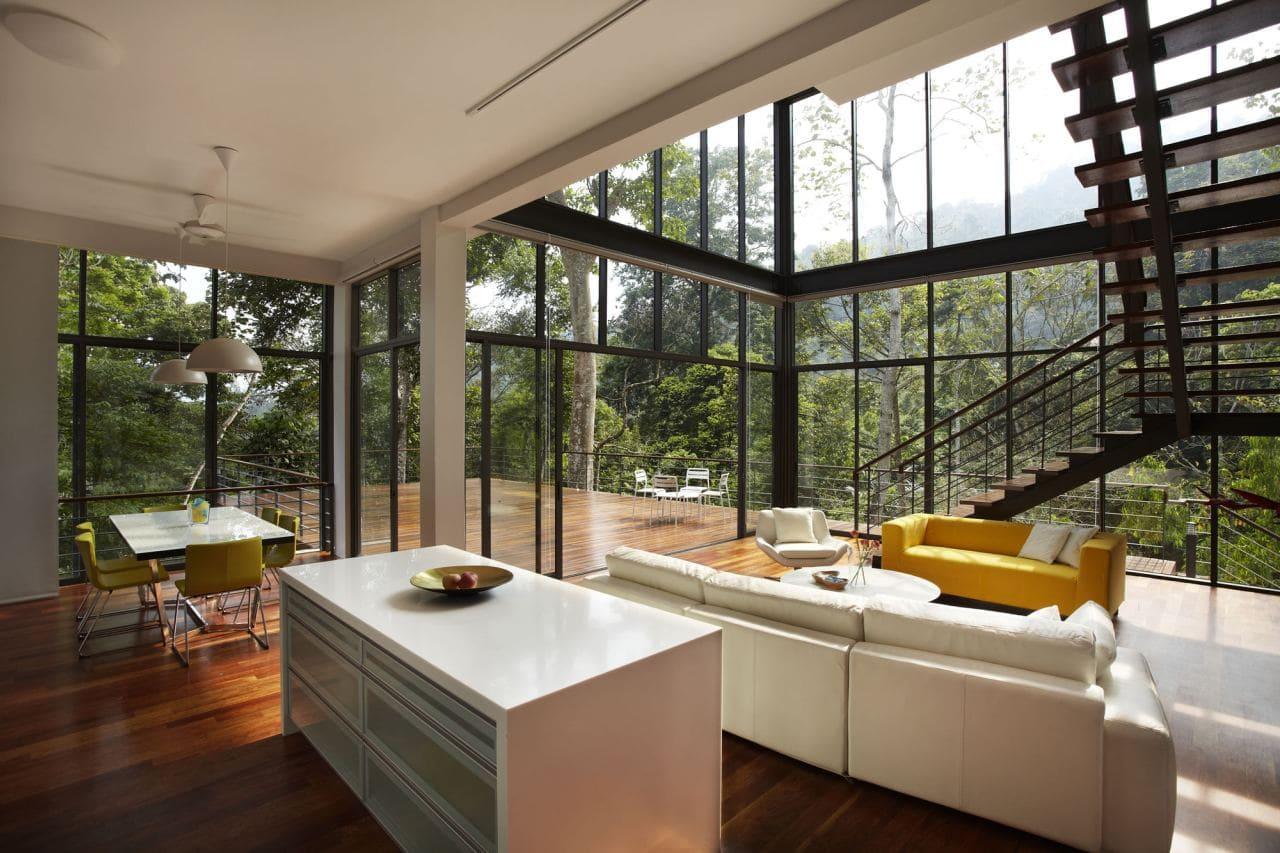 Красивые дома - фото лучших проектов 016