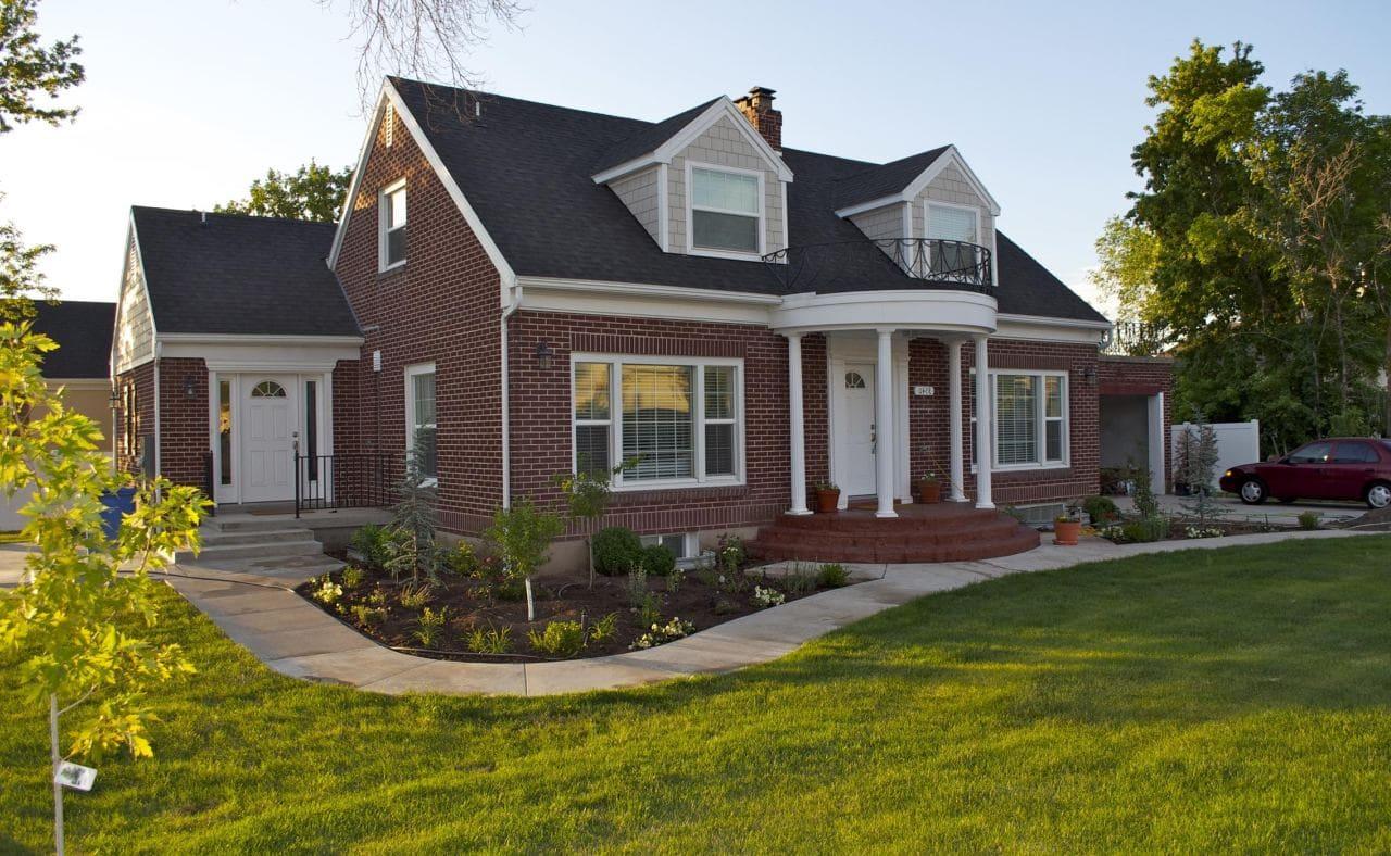 Красивые дома - фото лучших проектов 019