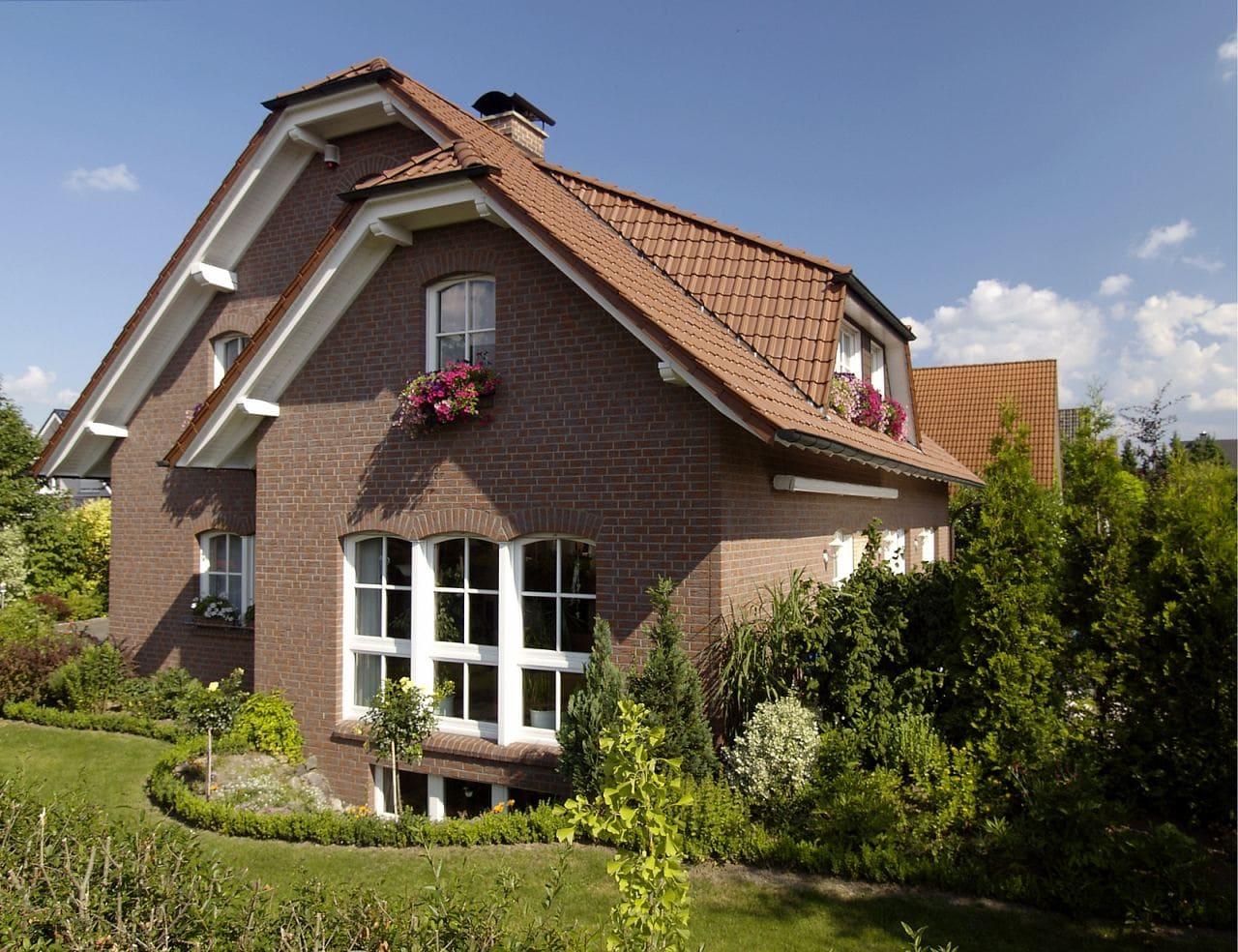 Красивые дома - фото лучших проектов 020