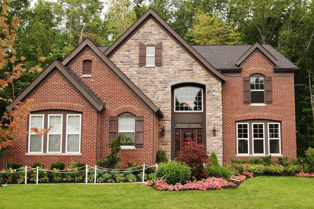 Красивые дома - фото лучших проектов 022