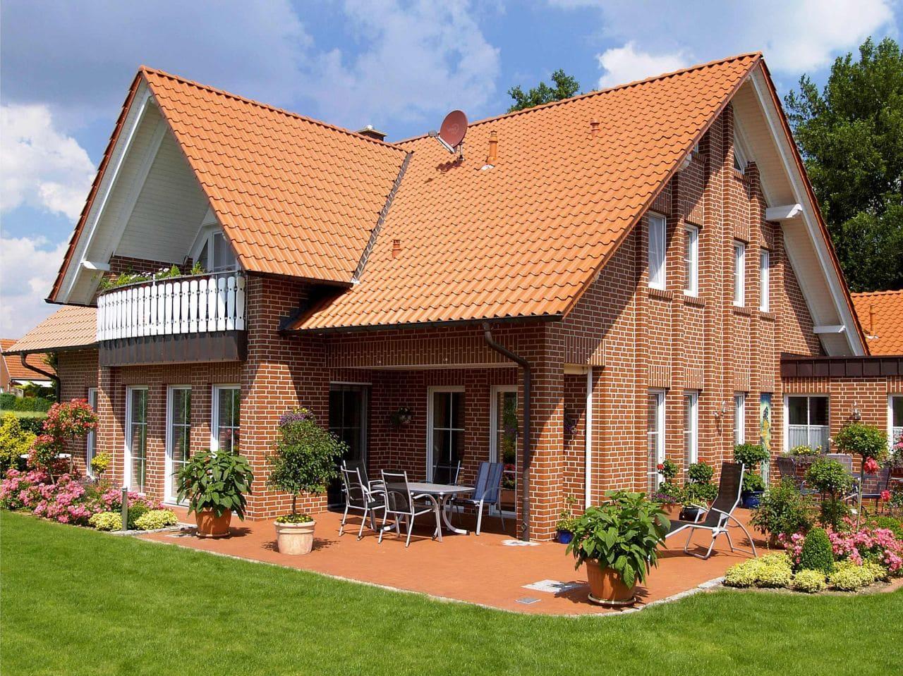 Красивые дома - фото лучших проектов 024