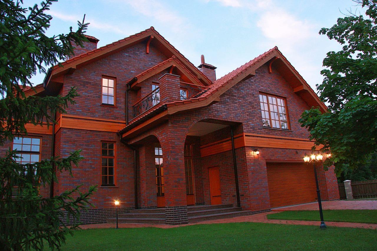 Красивые дома - фото лучших проектов 025
