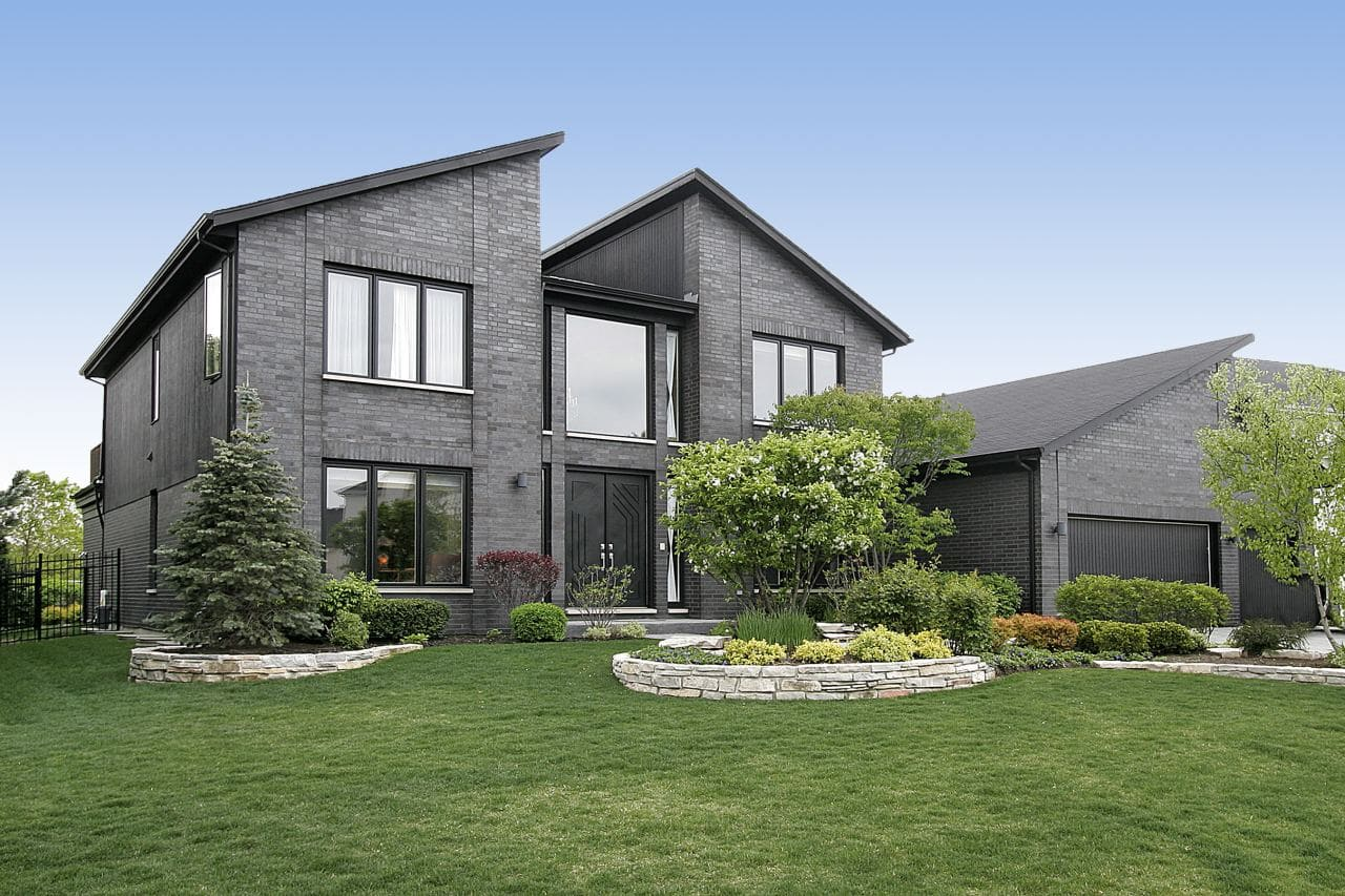Красивые дома - фото лучших проектов 027