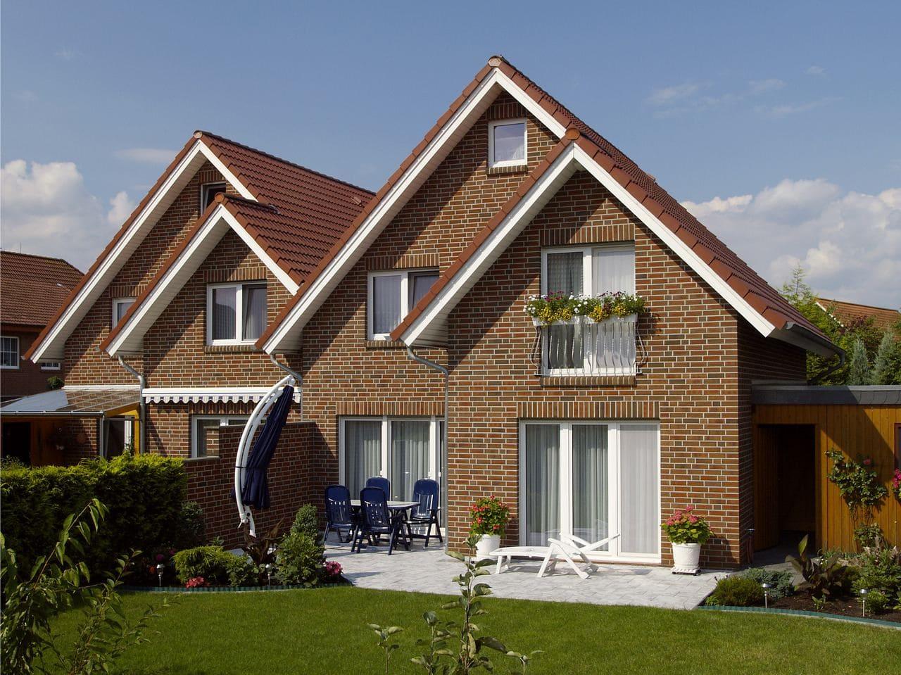 Красивые дома - фото лучших проектов 028