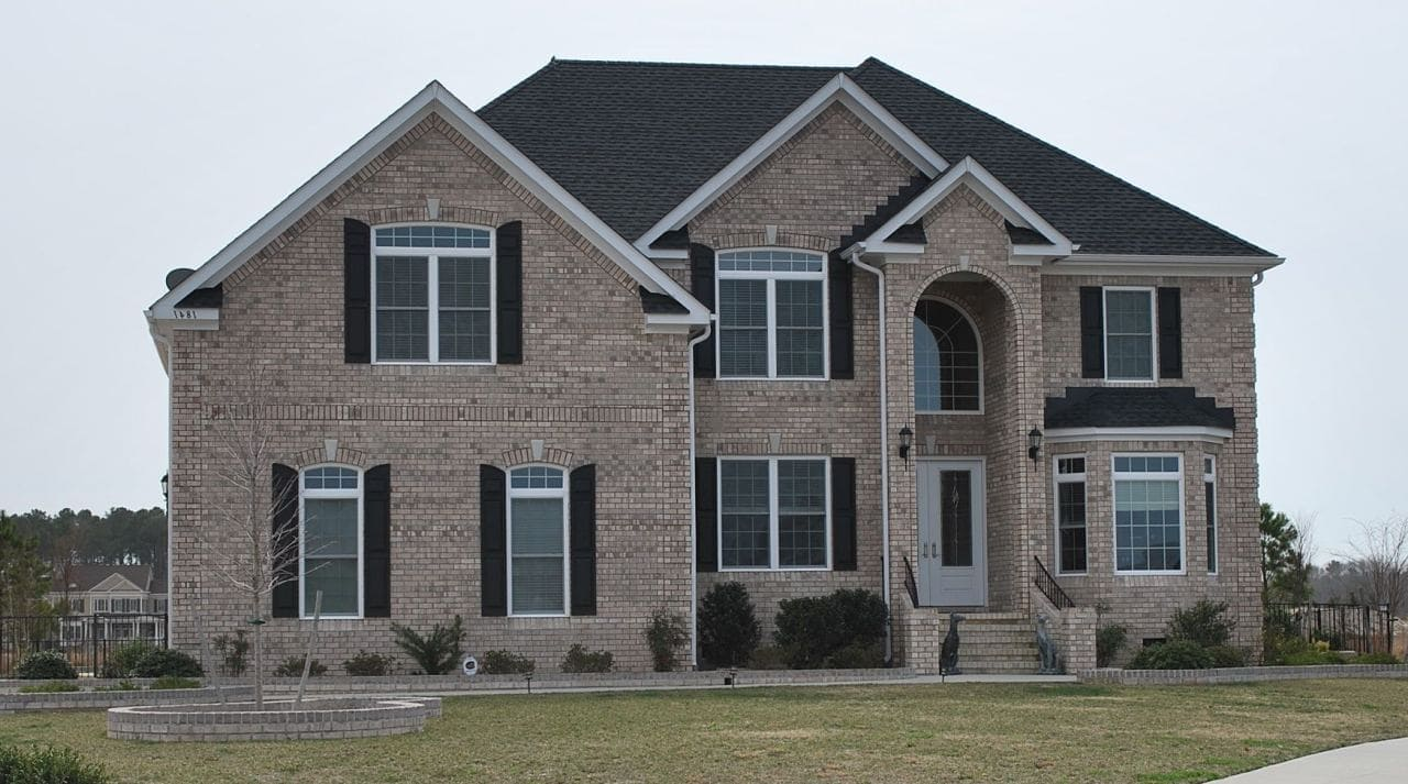 Красивые дома - фото лучших проектов 029