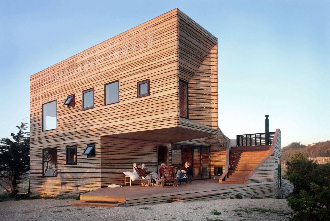 Красивые дома - фото лучших проектов 036