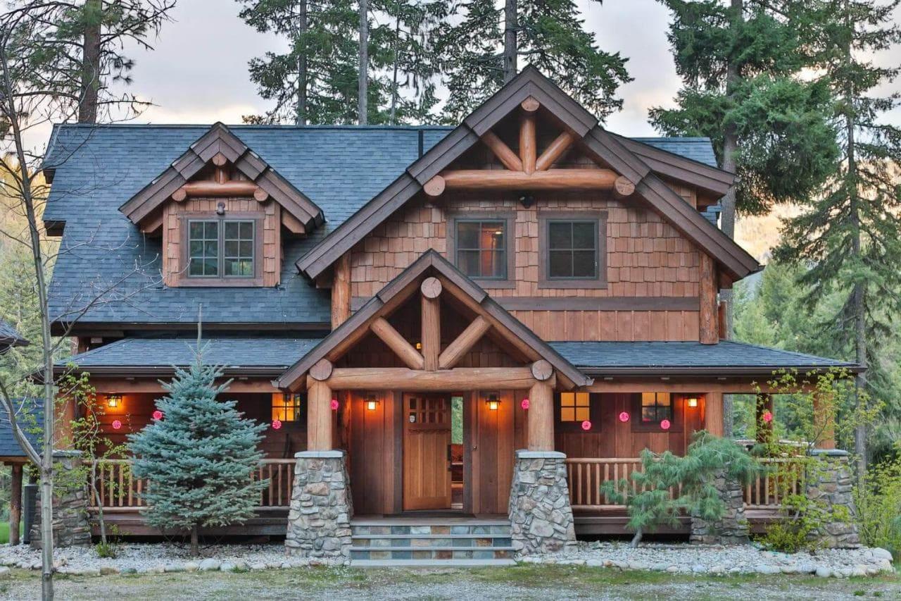 Красивые дома - фото лучших проектов 039