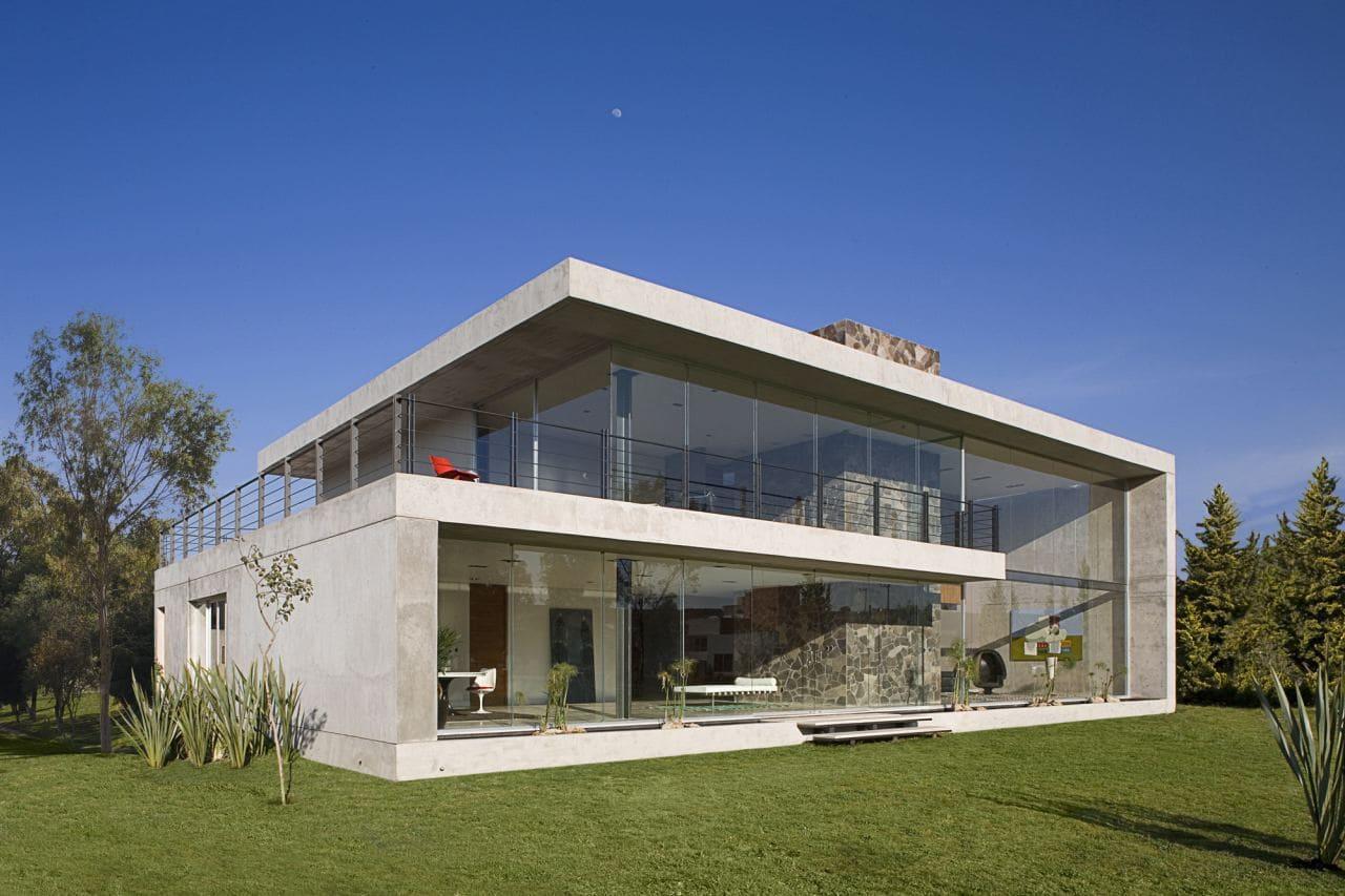 Красивые дома - фото лучших проектов 042