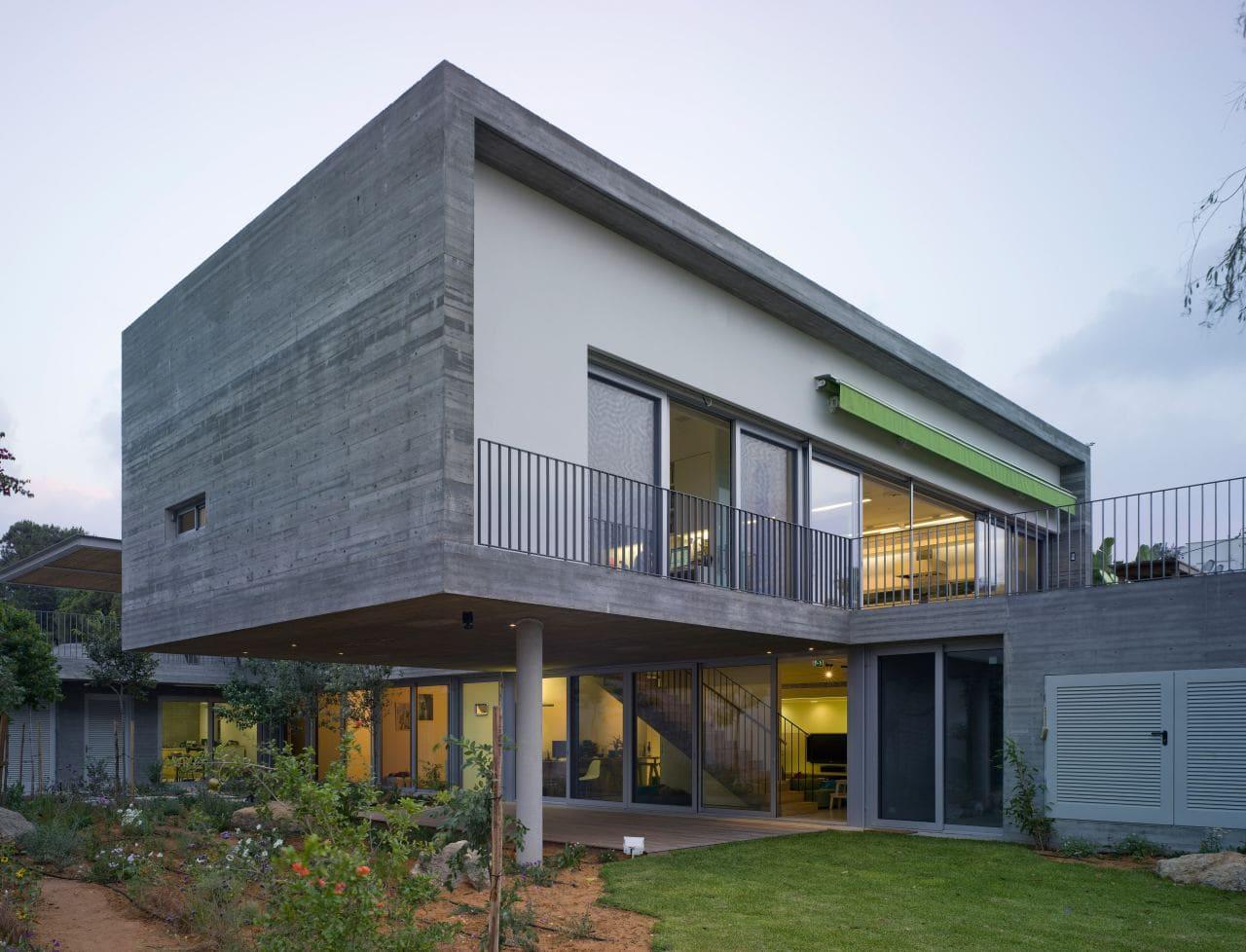 Красивые дома - фото лучших проектов 043