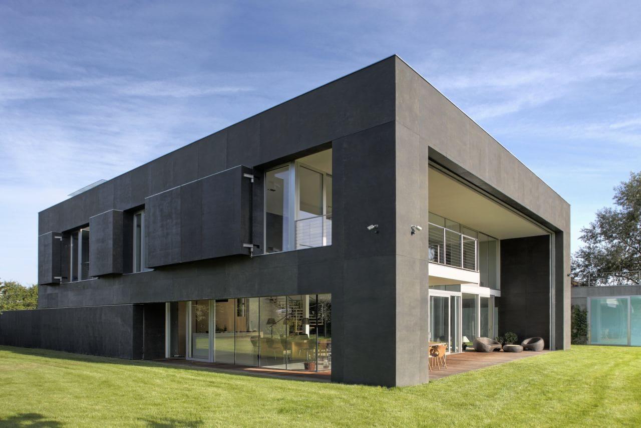 Красивые дома - фото лучших проектов 044