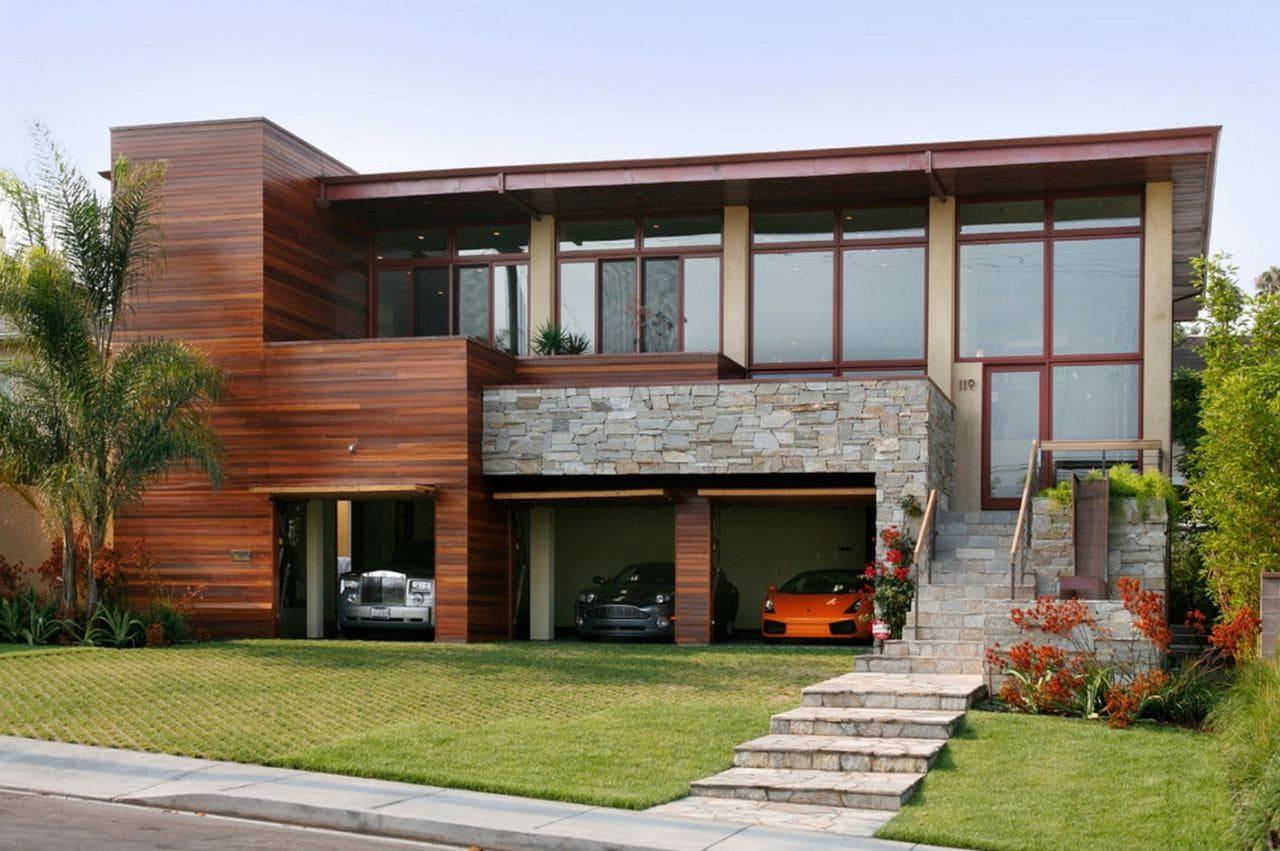Красивые дома - фото лучших проектов 046