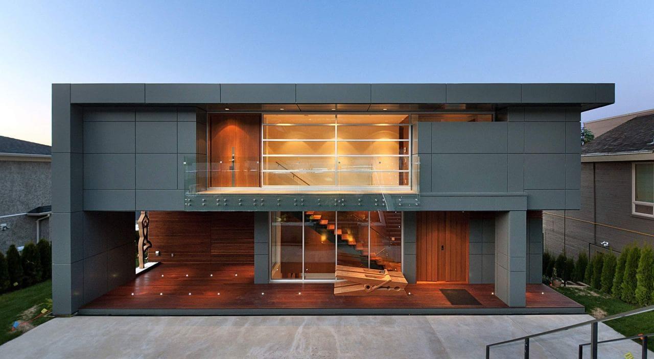 Красивые дома - фото лучших проектов 049