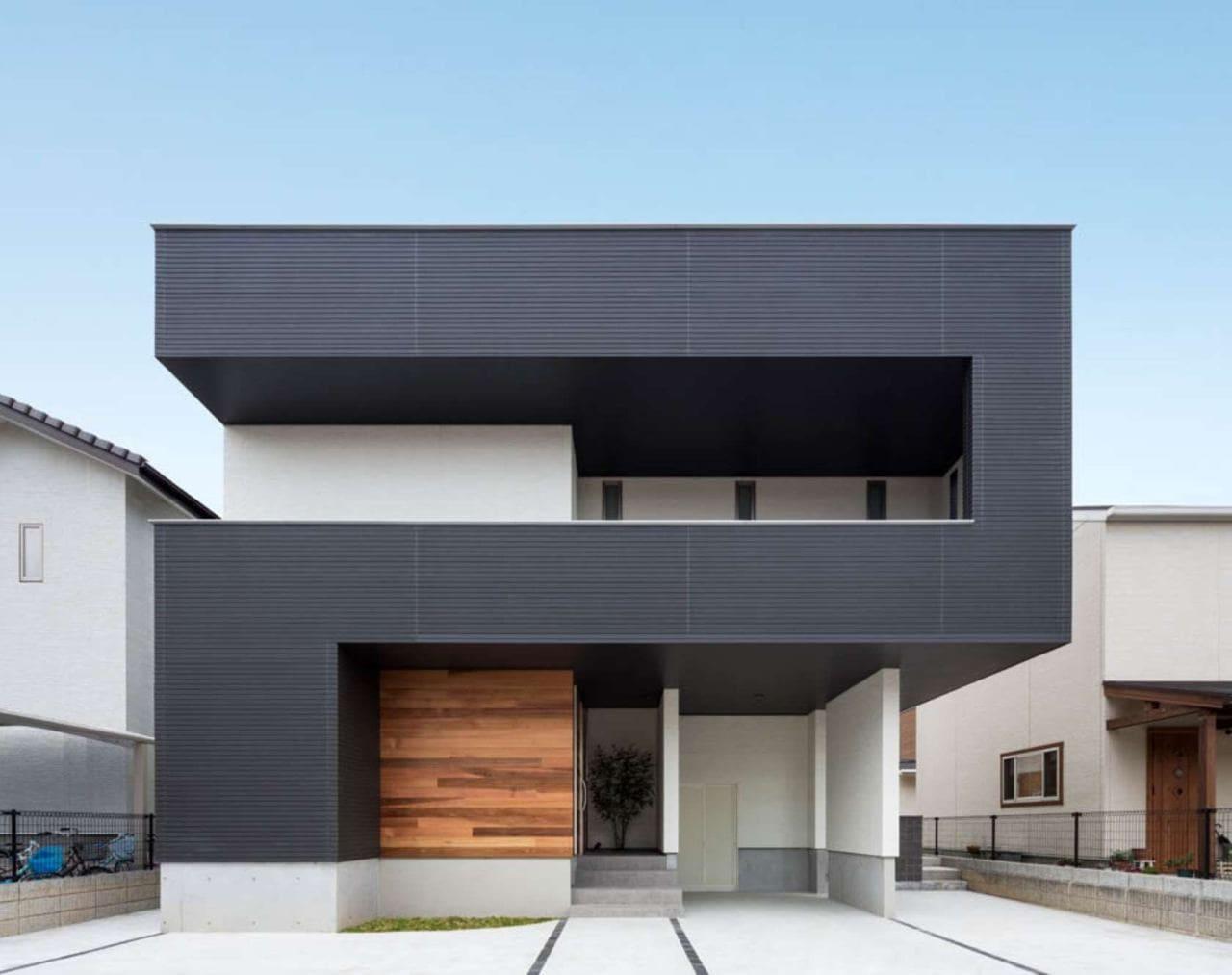 Красивые дома - фото лучших проектов 051